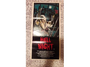 Hell night Poster/Affisch