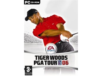 Tiger Woods PGA Tour 2006 - PC Spel