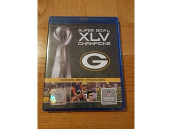 Blu-ray SUPER BOWL XLV