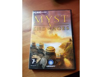 Myst V, end of ages Pc spel
