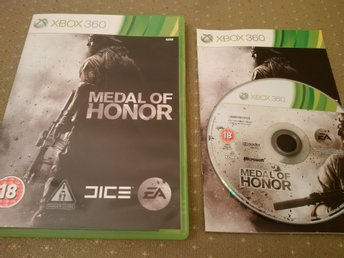 Medal of Honor - XBOX 360 - Komplett