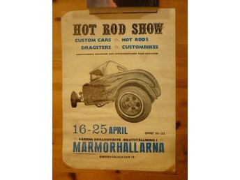 Hot Rod Show, plansch