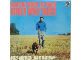 Roger Whittaker-Head on down the road / Live LP