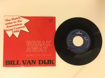 Bill van Dijk  – Break Away