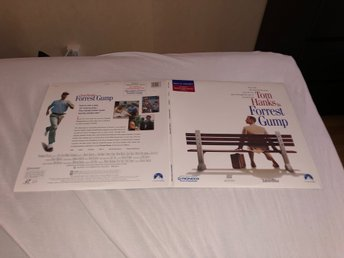 Forrest Gump AC-3 - Widescreen deluxe edition - 2st Laserdisc