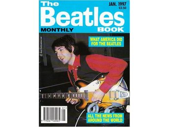 Beatles Book nr 249 1997 / VF/NM / toppskick