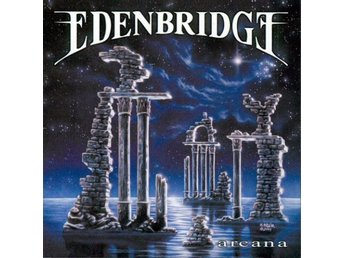 Edenbridge -Arcana CD original press 2001 Female vocals