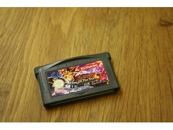 YU-GI-OH DAY OF THE DUELIST GBA
