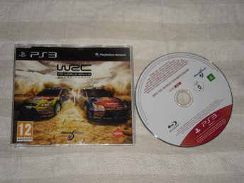 PlayStation 3/PS3: WRC Fia World Rally Championship