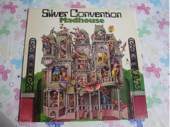 SILVER CONVENTION - MADHOUSE LP 1976