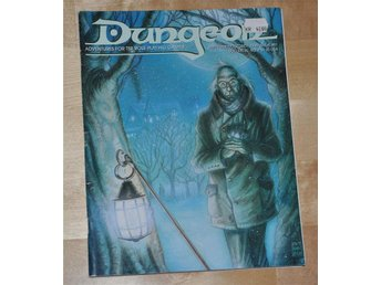 AD&D/D&D Dungeon Magazine #61 (Sep/Oct 1996) 76 sidor.