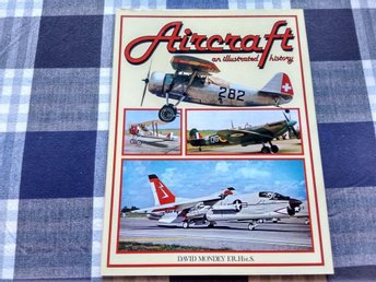 Aircraft-An illustrated history, hardcover, s64