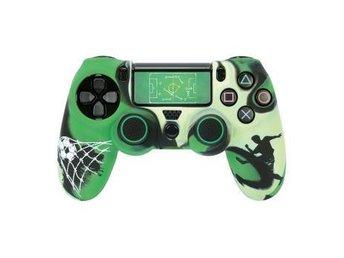 HAMA Mod-Kit för PS4 Handkontroll Grön Fotboll - Nossebro - HAMA Mod-Kit för PS4 Handkontroll Grön Fotboll - Nossebro