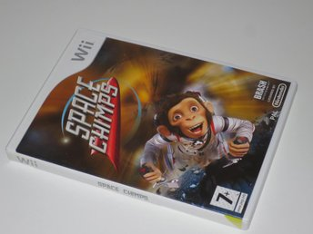 Space Chimps till Nintendo Wii - PAL