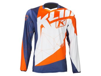 Klim 2017 XC Jersey XXL Orange (crosströja)