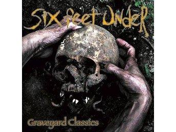 Six Feet Under: Graveyard classics 2000 (CD) - Nossebro - Six Feet Under: Graveyard classics 2000 (CD) - Nossebro