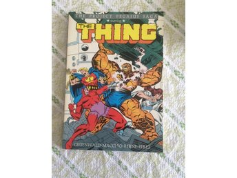 The Pegagsus Project Saga featuring The Thing Tpb