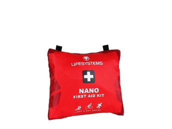 First Aid-kit  för racing LIFEVENTURE LIGHT AND DRY NANO FIRST AID