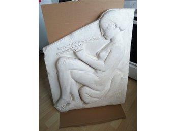 Skulptur LUDOVISI THRONE - Södertälje - Skulptur LUDOVISI THRONE - Södertälje
