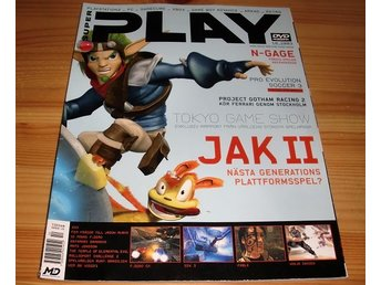 Spelmagasin: Super Play nr 92