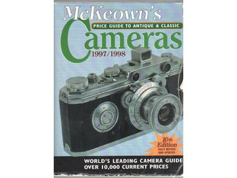 Price Guide to Antique and Classic Cameras, 1997-1998