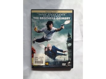 DVD - The Brothers Grimsby