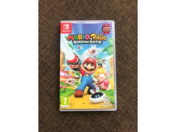 Mario Rabbids + kingdom battle