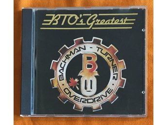 Bachman Turner Overdrive - BTO's Greatest - CD