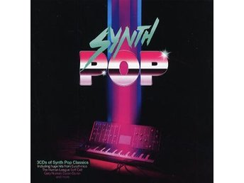 Synth Pop (3 CD)