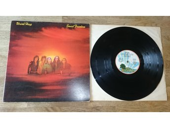 Uriah Heep LP Sweet Freedom