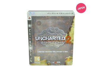 Uncharted 2: Among Thieves - Limited Edition Collector's Box (EUR / PS3)