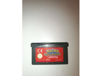 Pokemon Mystery Dungeon Red Rescue Team GBA