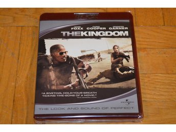 The Kingdom ( jamie Foxx ) HD DVD Inplastad