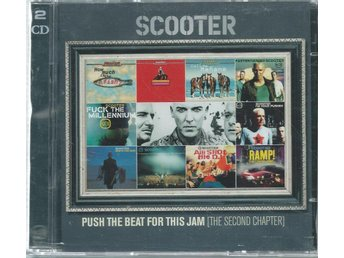 SCOOTER - PUSH THE BEAT FOR THIS JAM -SECOND CHAPTER - 2 CD