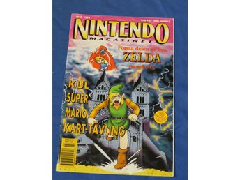Nintendomagasinet Nintendo Magasinet 1993 Nr 3