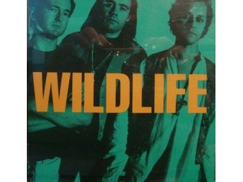 WILDLIFE - Same LP 1990   UK