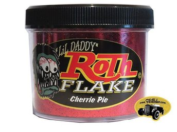Cherrie Pie Roth Flake ( Custom, Lack ,metalflake