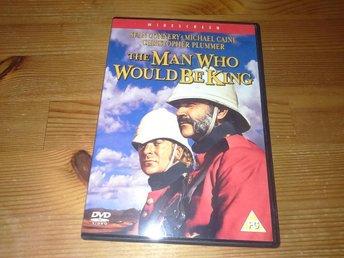 Mannen som ville bli kung (Sean Connery, Michael Caine) - österbymo - Mannen som ville bli kung (Sean Connery, Michael Caine) - österbymo