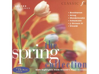 Classic FM: The Spring Collection - 1999 - CD