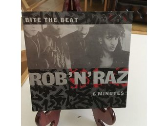 "ROB´N´RAZ ""BITE THE BEAT/6 MINUTES"""