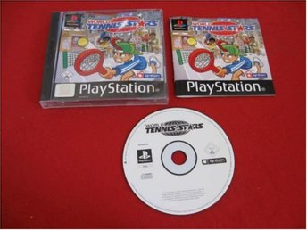 WORLD TENNIS STARS till Sony Playstation PSone