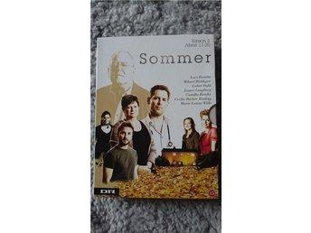 Sommer säsong 2 DVD BOX - Mölndal - Sommer säsong 2 DVD BOX - Mölndal