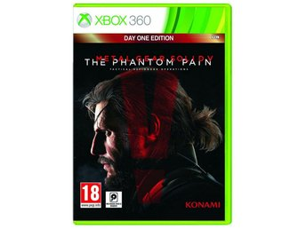 Metal Gear Solid V The Phantom Pain Day One Edition