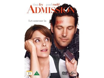 Admission (DVD) Ord Pris 79 kr SALE