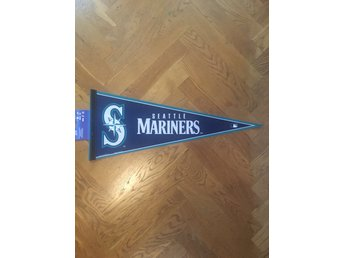 Seattle Mariners Stor Vimpel MLB