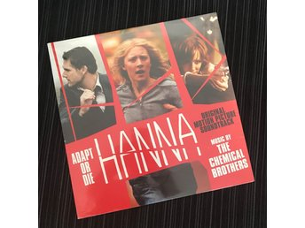 Chemical Brothers - Hanna OST, Promo LP