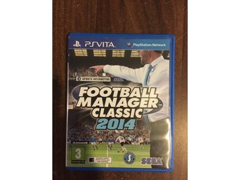 FootBall Manager Classic 2014 ps vita spel