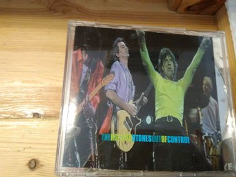 The Rolling Stones - Out Of Control, Promo, CDs
