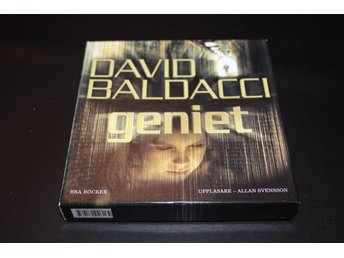 CD-bok: Geniet - David Baldacci