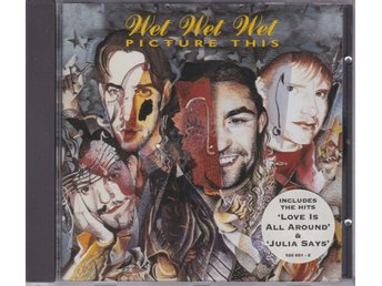 Wet Wet Wet - Picture This - Begagnad CD i nyskick